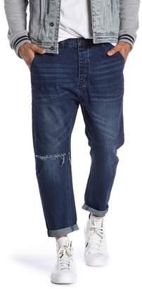 One Teaspoon Mr. Browns Distressed Jeans