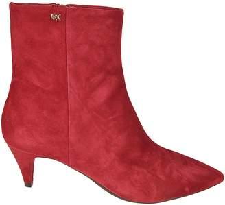 Michael Kors Blaine Flex Kitten Ankle Boots