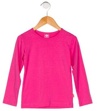 Oilily Girls' Crew Neck Long Sleeve Top