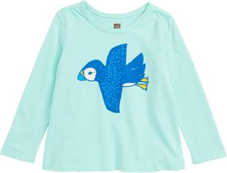Tea Collection Playful Puffin Graphic Tee