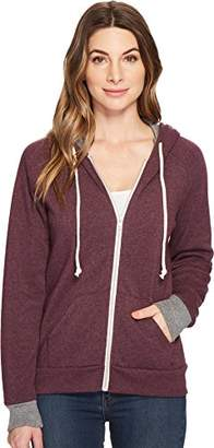 Alternative Women's Adrian Hoodie Colorblocked