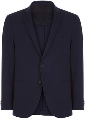 HUGO BOSS Structured Jersey Blazer