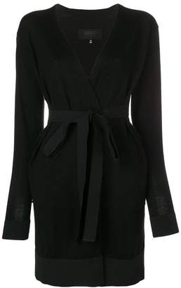 MM6 MAISON MARGIELA belted waist cardigan