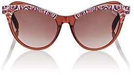 Pucci WOMEN'S P0035 SUNGLASSES - ORANGE