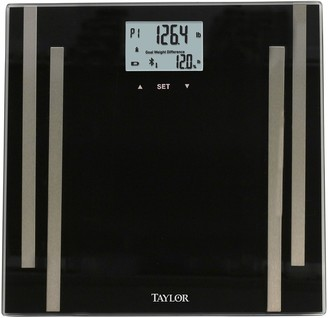 Taylor Wireless Bluetooth Digital Bathroom Scale