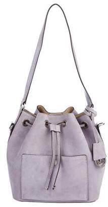 4ae614aded343d Pre-Owned at TheRealReal · MICHAEL Michael Kors Greenwich Medium Bucket Bag  w/ Tags