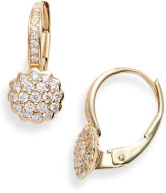 Ralph Lauren Dana Rebecca Designs Dana Rebecca Joy Diamond Disc Drop Earrings