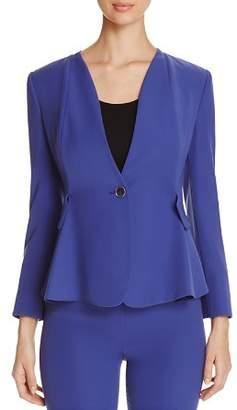 Armani Collezioni Button-Front Jacket