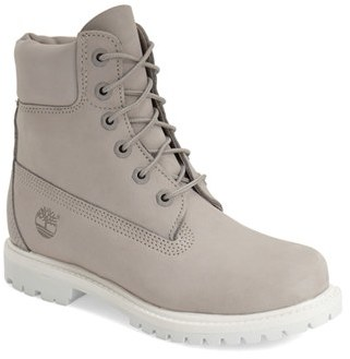 Timberland '6 Inch Premium' Waterproof Boot $169.95 thestylecure.com