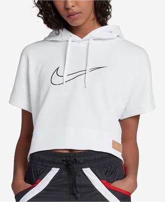 Nike Sportswear Beautiful X Powerful Cropped Hoodie
