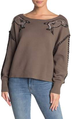 Wildfox Couture Playa Thunderbirds Sweater
