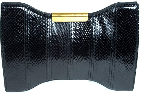Alexander Mcqueen Squeeze-It Clutch Accessories