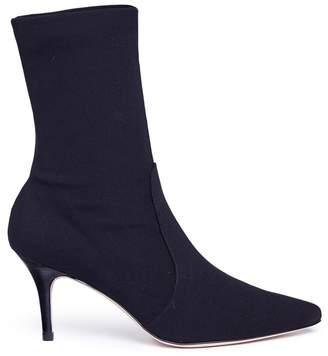 Stuart Weitzman 'Axiom' stretch mid calf boots