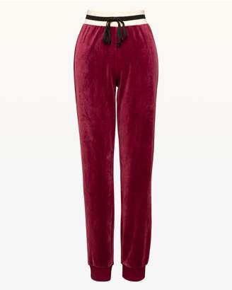 Juicy Couture Ultra Luxe Velour Pant