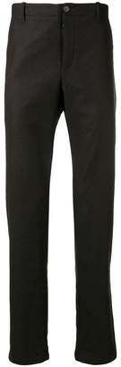 YMC slim-fit tailored trousers