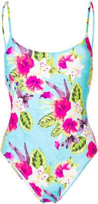 MC2 Saint Barth floral print swimsuit