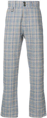 Vivienne Westwood checked trousers
