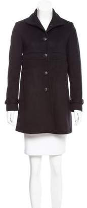 Rag & Bone Wool Button-Up Coat