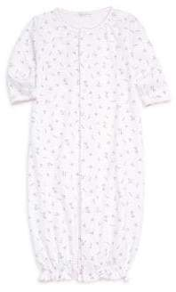 Kissy Kissy Baby Girl's Garden Roses-Print Cotton Coverall