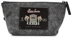 Marc Jacobs Marc Jacobs Denim Cosmetic Pouch