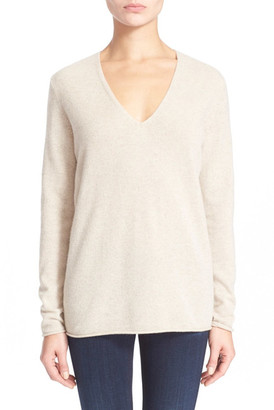 Theory Adrianna Feather Cashmere Sweater $265 thestylecure.com