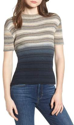 Levi's Made & Crafted(TM) Ombre Mist Rib Knit Sweater