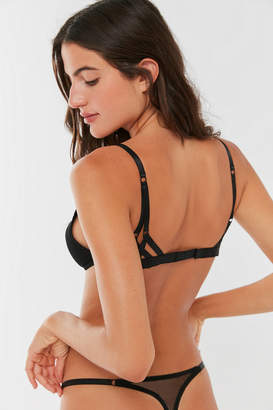 Out From Under Lola Mesh Triangle Bra