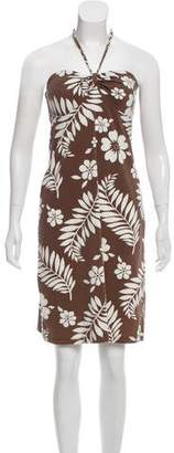 Tommy Bahama Floral Mini Dress