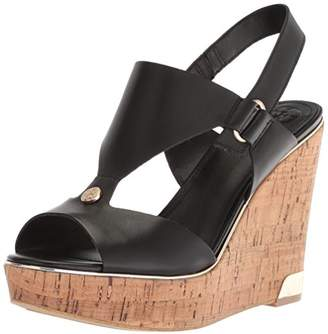GUESS Women's Hulda Wedge Sandal
