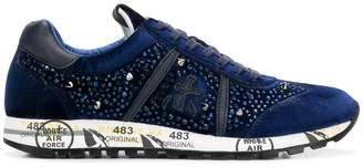 Premiata White Lucyd sneakers