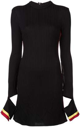 Ellery ribbed knit dress