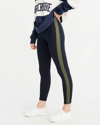 Abercrombie & Fitch Side Stripe Leggings