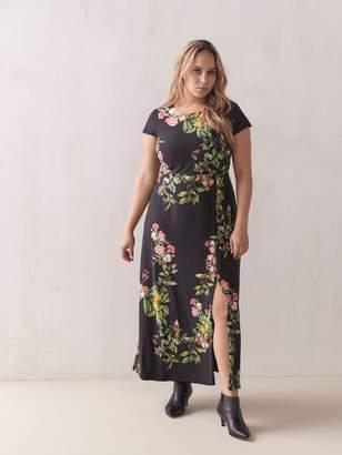 Floral Jersey Maxi Dress - RACHEL Rachel Roy