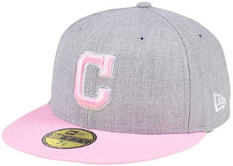 New Era Cleveland Indians Perfect Pastel 59FIFTY Cap