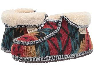 M&F Western Luna Foldover Ankle Boot Slipper