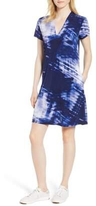 Kenneth Cole New York Jersey Shift Dress