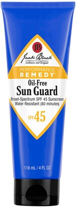 Jack Black Oil-Free Sun Guard Sunscreen Water Resistant SPF 45