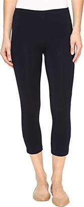 Hue Women's Cotton Capri Leggings