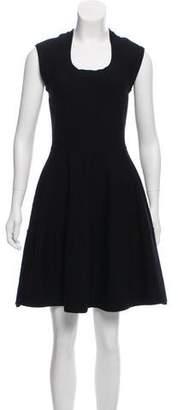 Rebecca Taylor Knit Sleeveless Dress
