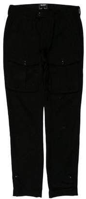Todd Snyder Wool-Blend Utility Pants