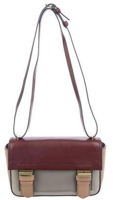 Reed Krakoff Leather Flap Shoulder Bag