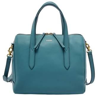 Fossil Sydney Satchel Handbags Caribbean
