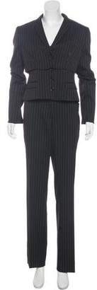 Dolce & Gabbana Pinstripe Three-Piece Suit