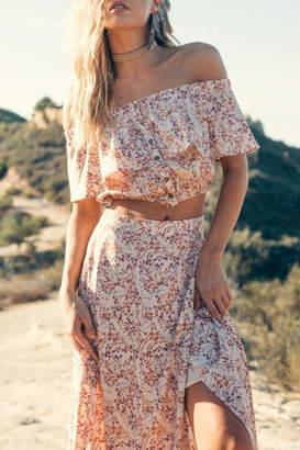 Sage The Label Sahara Maxi Skirt