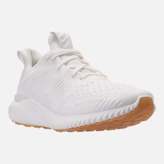 adidas Women's AlphaBounce EM Undyed Running Shoes
