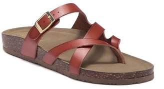 Madden-Girl Barlet Slide Thong Sandal