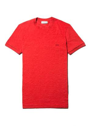 Lacoste Men's Vintage Washed T-Shirt