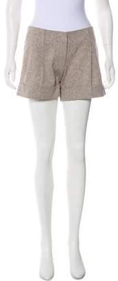 Jenni Kayne Silk Mini Shorts
