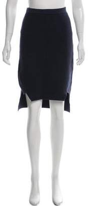 Jonathan Simkhai knit knee-length skirt