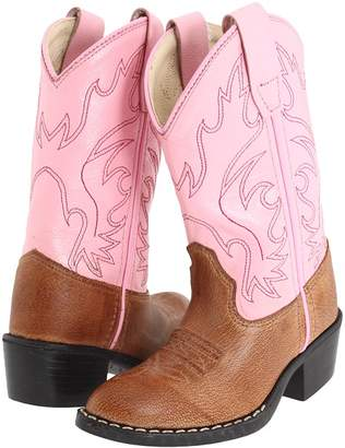 Old West Kids Boots J Toe Western Boot Cowboy Boots